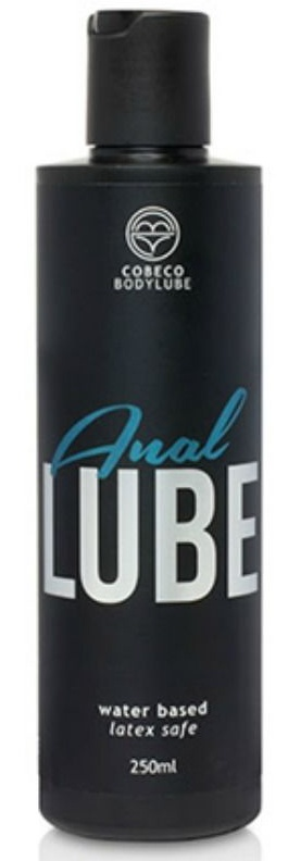 Bodylube Anal Lube Latex Safe 250ml
