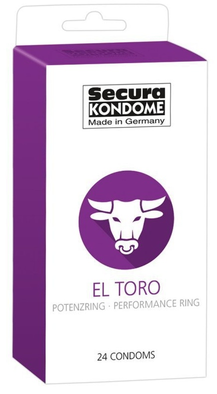 Secura El Toro pack of 24