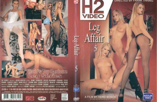 Hustler Leg Affair 5