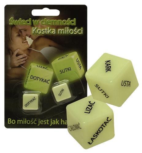 Erotické hrací kostky, PL