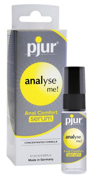 Analyse me!
