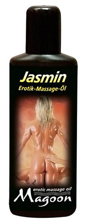 Magoon Jasmin masážní olej, Obsah: 100ml