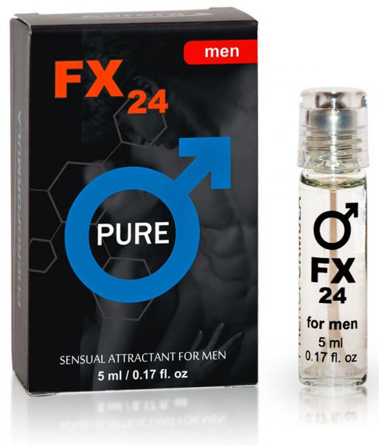 FX24 Sensual Attractant for men 5 ml