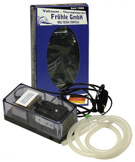 Elektrické vakuové čerpadlo Fröhle - příslušenství k vakuovým pumpám Fröhle