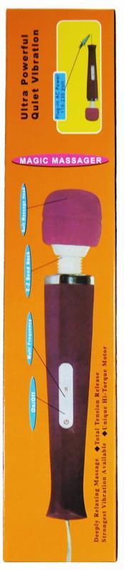 Magic Massager Wand USB Pink