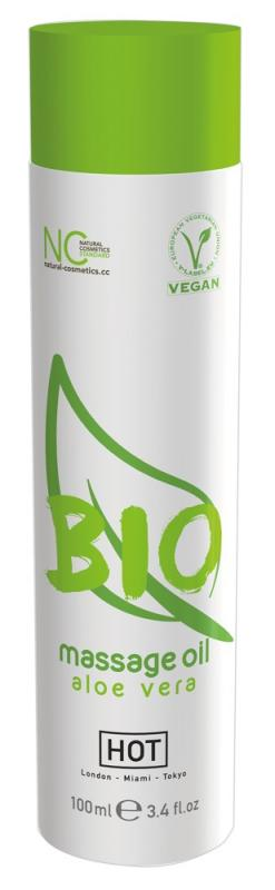 BIO massage oil aloe vera 100 ml