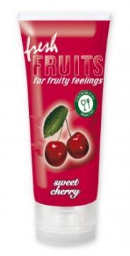 FRESH FRUITS lubrikační gel s příchutí třešní