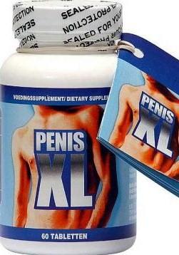 Penis XL - 60 kapslí