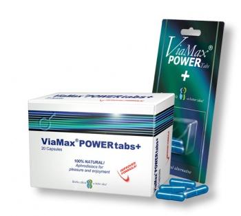 POWERtabs 10 kapslí -podpora erekce