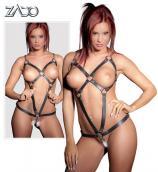 Kožený postroj S-L Leather Harness