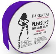 Darkness Non Sticky Tape Purple 15m
