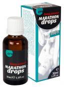 HOT marathon drops - kapky pro oddálení ejakulace 30ml