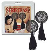 Striptease Tassels Black