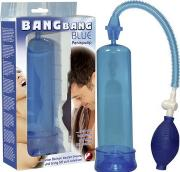 Bang bang - blue penispump - Pumpy pro muže