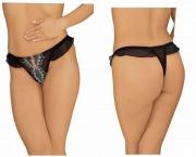 String with open crotch M-L