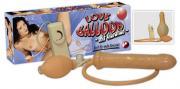 Nafukovací vibrátor Love Balloon