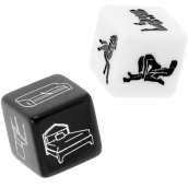 Fetish Submissive Erotic Position And Place Erotic Dice