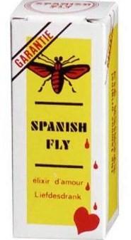 SPANISH FLY EXTRA - španělské mušky