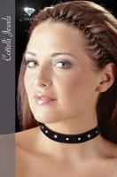 Velvet Choker Ozdobný pás kolem krku