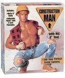 Nafukovací panák Construction Man