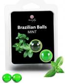 2 Brazilian Balls Mint