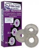 Sada manžet Fröhle Liebes-Manschetten pro pumpy na penis zn. Fröhle