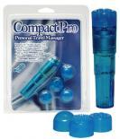 Compact Pro blue vibrator