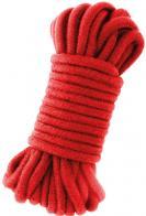 Bondage Rope Red 5m