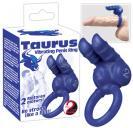 Taurus Cock Ring Blue