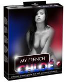 Nafukovací panna Love Doll »French«