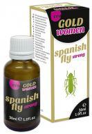 """Afrodisiakální kapky pro ženy """"Drops Women Gold Spanis Fly"""""""