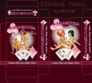 Klasické žolíkové karty (54) Kamasutra