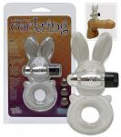 Kroužek s vibračním králíčkem