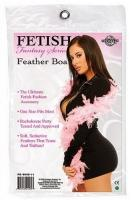Feather Boa pink