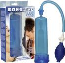 Bang Bang Blue Penis pump blue