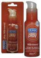 Lubrikační gel Durex Play Warm,50ml