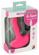 Rechargeable G-Spot Vibe
