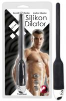 Silikon Dilator Vibe black