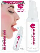 Gel na orální sex s příchutí jahod Ero Oral Blowjob 30 ml