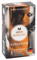 Mein Kondom Sensation pack of 12