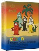 AMOR Color 3 pcs pack