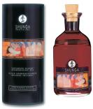 Jedlý masážní olej Shunga Chocolate s afrodisiaky