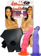 Double Tip Strap-On
