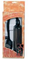 Penis Pump Enlarger Black