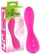 Sweet Smile G-Spot Vibrator Pink