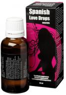 Spanish Love Drops Secrets 30 ml