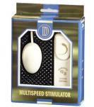 Plastové vibrační vajíčko