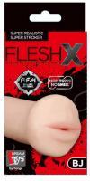 """FleshX 5"""" Masturbator - BJ"""