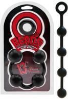 Anální kuličky O Beads Giand Balls black