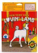 Loving Lamb nafukovací ovečka